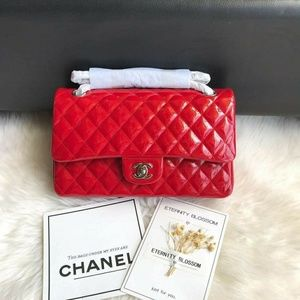 Chanel Classic flap bags